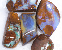 230 CTS BLUE BOULDER OPAL ROUGH - PS103
