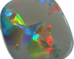 48.25 CTS OPAL DOUBLET FROM LIGHTNING RIDGE  [SEDA2868]