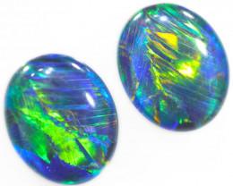 Australian made Fire  Opal Triplet OPJ 2612