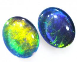 Australian made Fire  Opal Triplet OPJ 2613