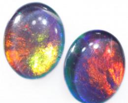 Australian made Fire  Opal Triplet OPJ 2615