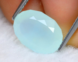Paraiba Opal 2.24Ct Natural Peruvian Paraiba Color Opal GN04