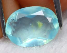 Paraiba Opal 1.39Ct Natural Peruvian Paraiba Color Opal GN06