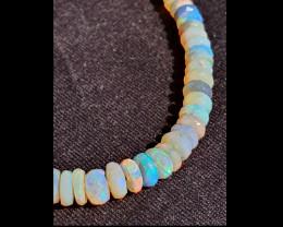 Solid Opal Crystal Bead #6