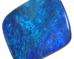7.67 CTS FREE SHAPED OPAL DOUBLET STONE [SEDA2887]