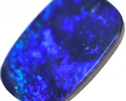 8.33  CTS FREE SHAPED OPAL DOUBLET STONE [SEDA2888]