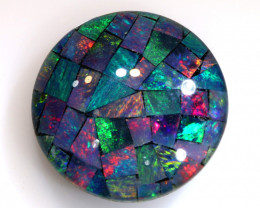 3.50CTS -  QUALITY MOSAIC TRIPLET    LO-5690