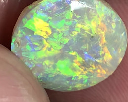 TOP SHELF CRYSTAL OPAL RUB**** STUNNING COLOURS #2357