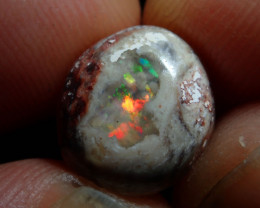 4.7ct Mexican Matrix Cantera Multicoloured Fire Opal