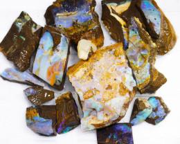 1/2 kilo Parcel Boulder Opal Rough  Rubs  WS 1812