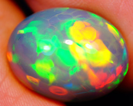 10.27 CT Extra Fine Quality Welo Ethiopian Opal - GAA17