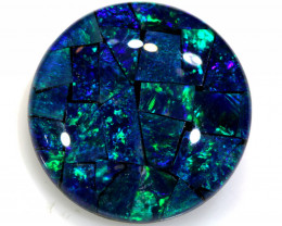4.80CTS - TOP  QUALITY MOSAIC TRIPLET    LO-5701