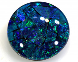 4.80CTS - TOP  QUALITY MOSAIC TRIPLET    LO-5702
