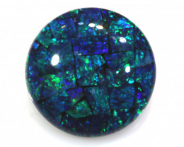 4.80CTS - TOP  QUALITY MOSAIC TRIPLET    LO-5703