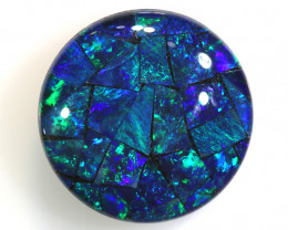 4.60 CTS - TOP  QUALITY MOSAIC TRIPLET    LO-5739