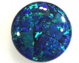 4.60 CTS - TOP  QUALITY MOSAIC TRIPLET    LO-5740