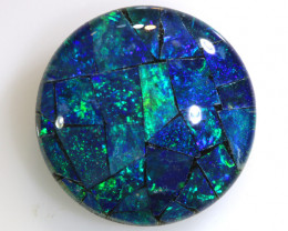 4.60 CTS - TOP  QUALITY MOSAIC TRIPLET    LO-5741