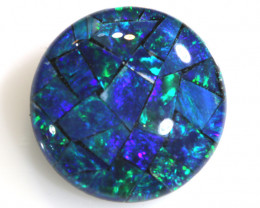 4.60 CTS - TOP  QUALITY MOSAIC TRIPLET    LO-5744