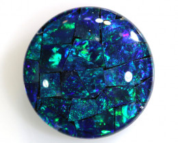 4.60 CTS - TOP  QUALITY MOSAIC TRIPLET    LO-5745