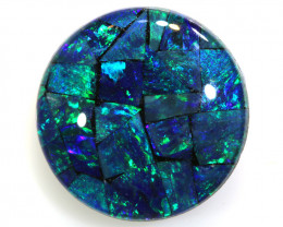 4.60 CTS - TOP  QUALITY MOSAIC TRIPLET    LO-5746