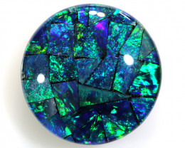 4.60 CTS - TOP  QUALITY MOSAIC TRIPLET    LO-5747