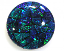 4.60 CTS - TOP  QUALITY MOSAIC TRIPLET    LO-5748