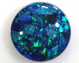 4.60 CTS - TOP  QUALITY MOSAIC TRIPLET    LO-5750