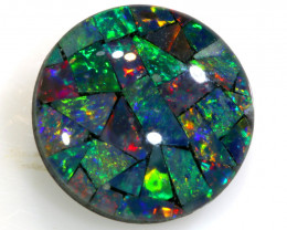 1.95 CTS - A GRADE  QUALITY MOSAIC TRIPLET  LO-5760