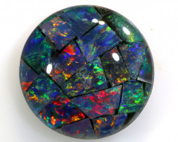 1.95 CTS - A GRADE  QUALITY MOSAIC TRIPLET  LO-5765
