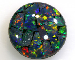 1.95 CTS - A GRADE  QUALITY MOSAIC TRIPLET  LO-5770