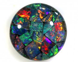 1.95 CTS - A GRADE  QUALITY MOSAIC TRIPLET  LO-5771