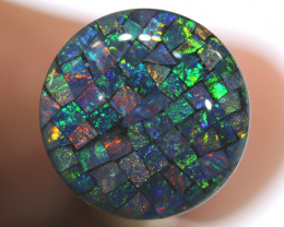 3.80 CTS - A GRADE  QUALITY MOSAIC TRIPLET  LO-5789