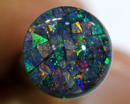 3.80 CTS - A GRADE  QUALITY MOSAIC TRIPLET  LO-5791