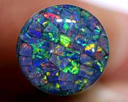 3.80 CTS - A GRADE  QUALITY MOSAIC TRIPLET  LO-5792