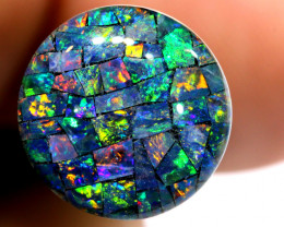 3.80 CTS - A GRADE  QUALITY MOSAIC TRIPLET  LO-5798