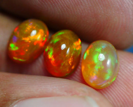 2.95 CRT BRILLIANT BRIGHT PARCEL YELLOW CRYSTAL WELO OPAL