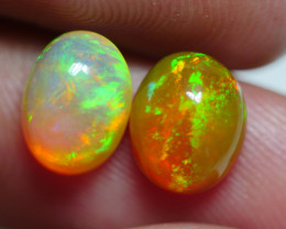 2.75CRT BRILLIANT BRIGHT PAIR WELO OPAL