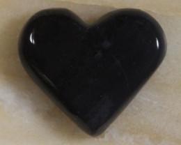 nnHeart Opal- High Polish-Heart ready to set [25374]