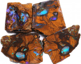 770.70 CTS BOULDER OPAL ROUGH PARCEL - [BY8247]