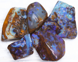 310 CTS BLUE BOULDER OPAL ROUGH - PS109