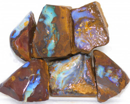 290 CTS BLUE BOULDER OPAL ROUGH - PS110