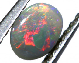 N5-   0.14 CTS - DARK  OPAL POLISHED STONE L. RIDGE  TBO-A294