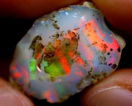 22cts Ethiopian Welo Rough Opal / WR632