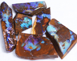 220 CTS BLUE BOULDER OPAL ROUGH - PS113