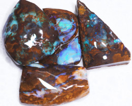 310 CTS BLUE BOULDER OPAL ROUGH - PS117