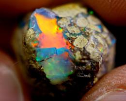 16cts Ethiopian Welo Rough Opal / WR747