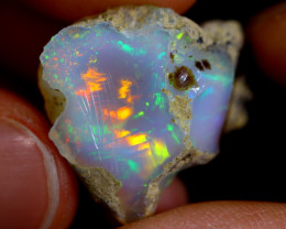 21cts Ethiopian Welo Rough Opal / WR773
