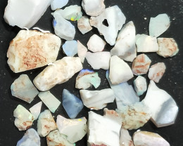 181.0Cts Ridge Crystal Opal beginners Rough/Rubs RU-552