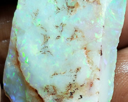 57Cts Ridge Crystal Opal Rough/Rubs PE-556