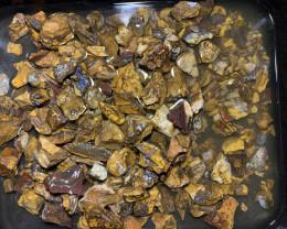 BIG PARCEL**** 2.2 KGs of Rough Koroit Matrix Boulder Opals#2664